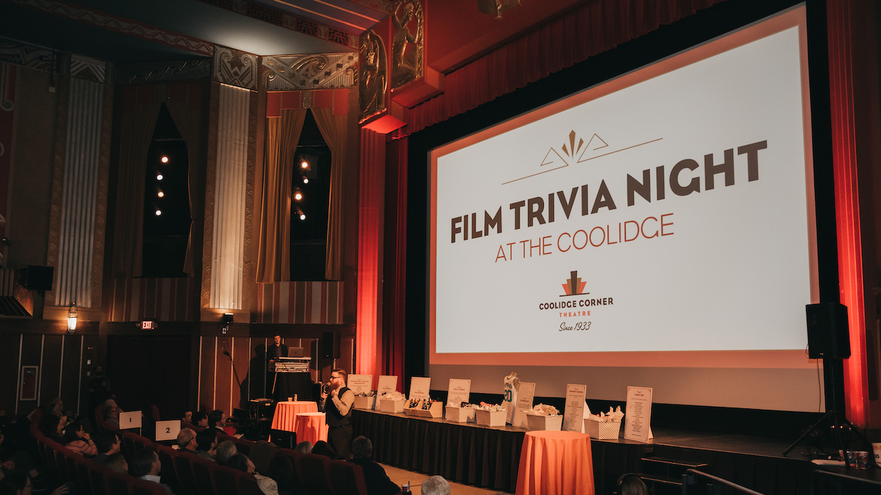 Film Trivia Night Fundraiser
