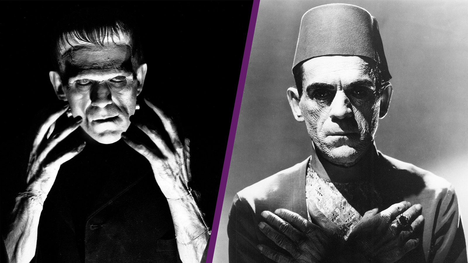 Frankenstein & The Mummy (Double Feature)