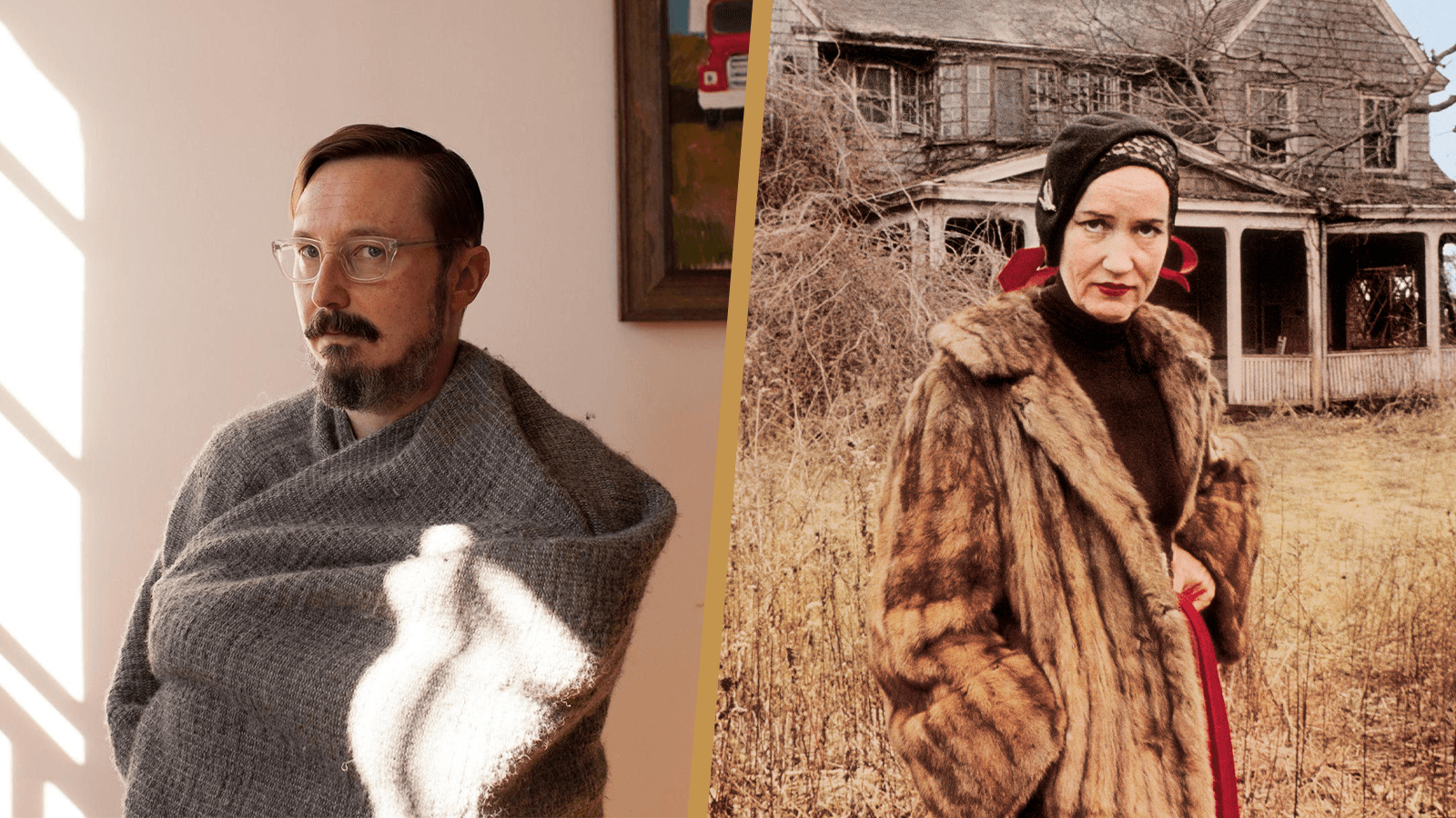 John Hodgman on Grey Gardens