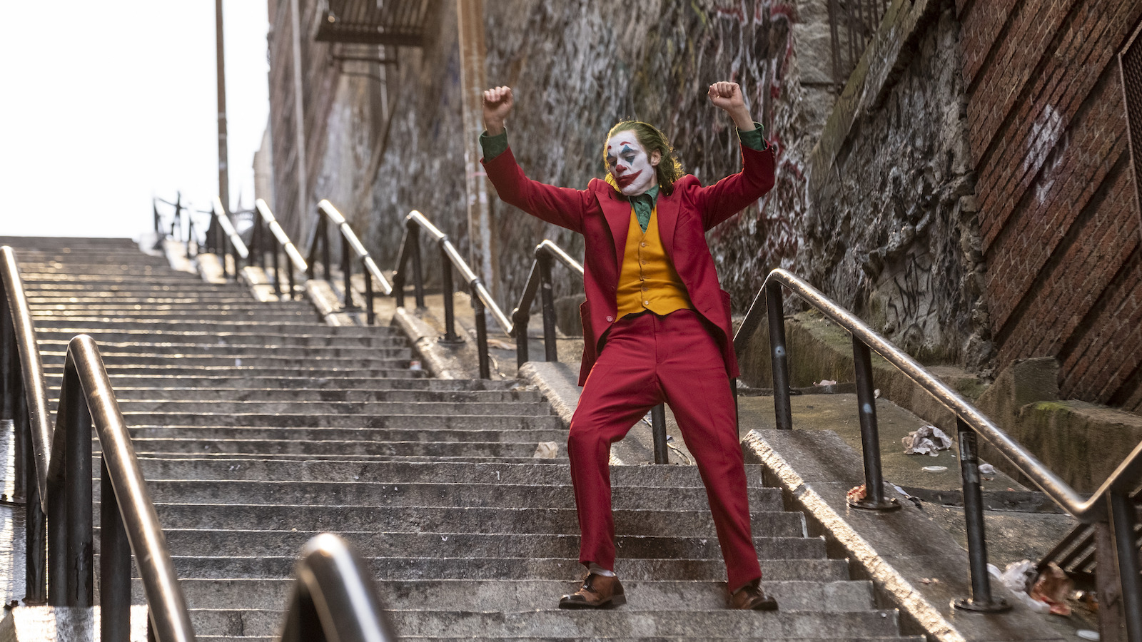 Joaquin Phoenix in Joker