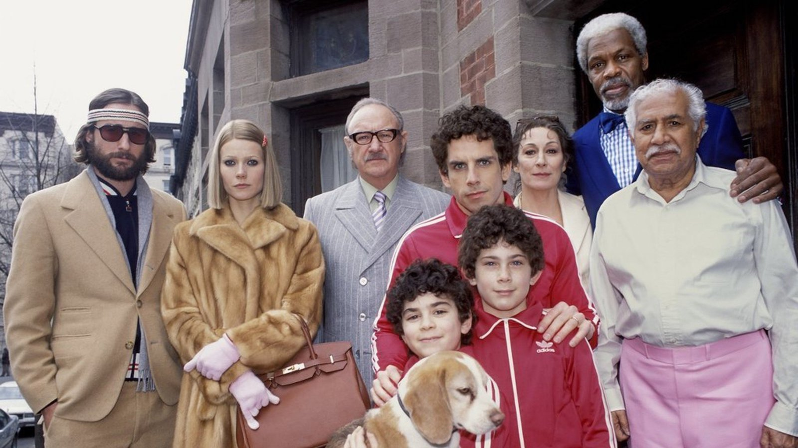 Seminar: The Royal Tenenbaums